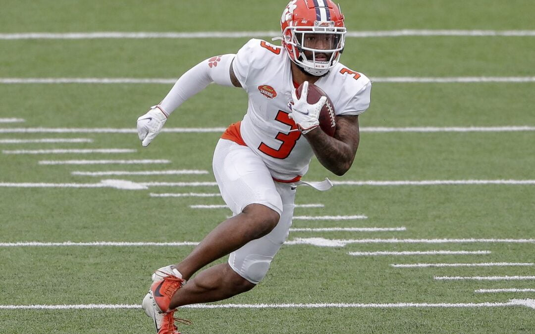 Fantasy Football : Rookie sleepers, wide receivers à surveiller lors de la NFL draft 2021